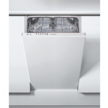 Indesit DSIE2B10 Slimline Integrated Dishwasher